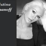 Joe Calzaghe and Kristina