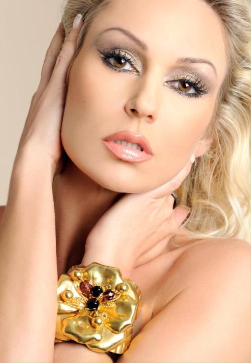 Professional ballroom dancer Kristina Rihanoff