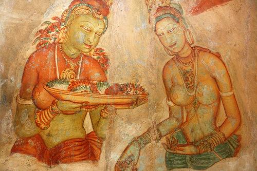 Mountain Palace of Sigiriya