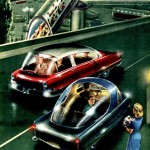 Vintage Miniature Cars