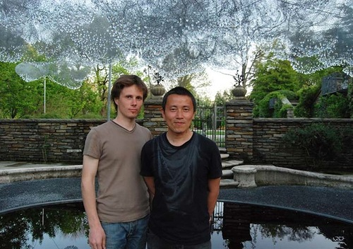 Andy Cao and Xavier Perrot