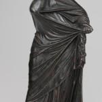 masked dancer, Hellenistic, 3rd–2nd century B.C. – Greek. Bronze