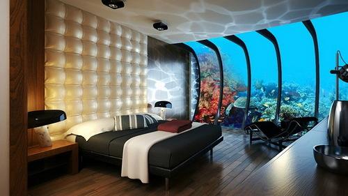Underwater Hotel, Dubai