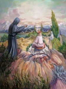 Painting by Oleg Shuplyak