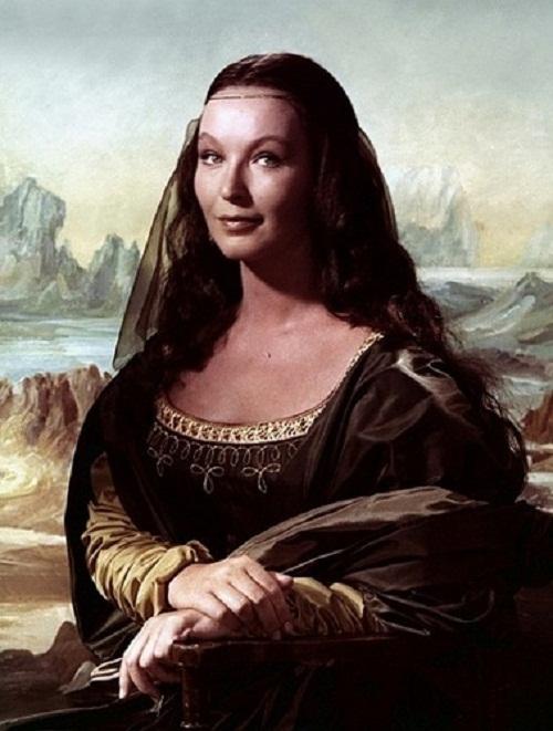 Marina Vladi French actress of Russian origin