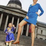 Svetlana Pankratova world longest legs