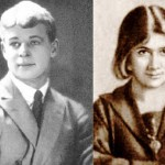 Galina Benislavskaya tragic love to Sergei Yesenin