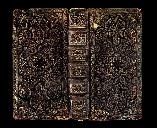 Unique 17th century book