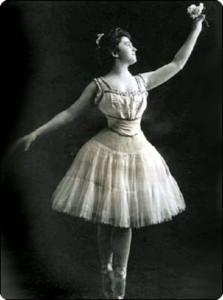 Olga Khokhlova Picasso's wife