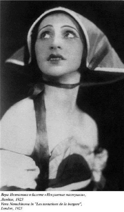 Vera Nemchinova