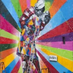 Eduardo Kobra 3D Street art and murals