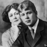 Sergei Yesenin and Isadora Dunkan