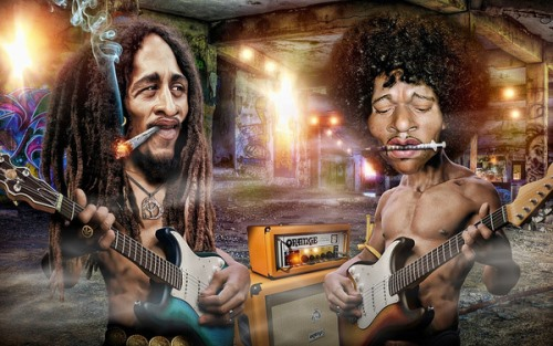 Picturesque caricatures by Riccardo Boscolo