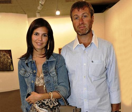 Dasha Zhukova – Roman Abramovich's girlfriend