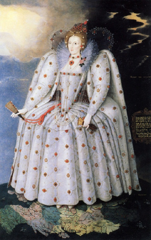 'Darnley Portrait', c. 1575. Unknown artist, The National Portrait Gallery, London