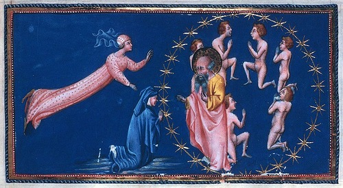 One of the most important painters of the 15th century Sienese school Giovanni di Paolo di Grazia