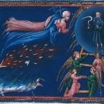 Italian artist Giovanni di Paolo. Divina Commedia – Paradiso c. 1450