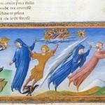 Paradiso – illuminated by Italian painter Giovanni di Paolo di Grazia c. 1450