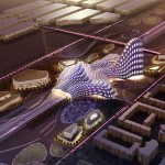 Astana Railway Station project