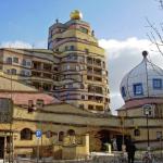 Friedensreich Hundertwasser architectural masterpieces