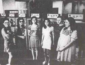 Black and white photo, Iran in 1960-70s