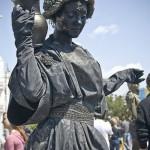 Living Statues Championship Yevpatoria, Russia (2011)