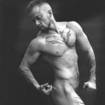 Loren Rex Cameron as a man