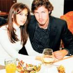 Marat Safin and Dasha Zhukova
