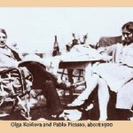 1920. Olga and Pablo