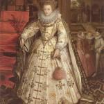 Museum of Art, Toledo. Portrait of Elizabeth I, 1590-'92. Unknown Artist