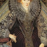 Marcus Gheeraerts the Younger. Portrait of Elizabeth I, c. 1585. Private collection