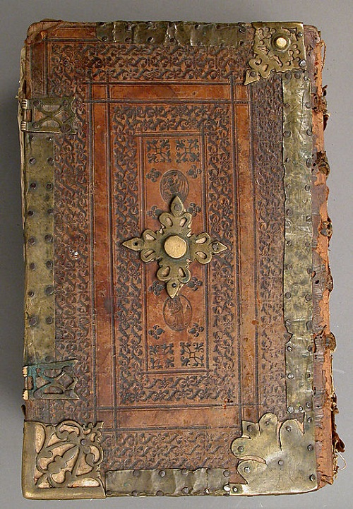 Prayer book of 1606