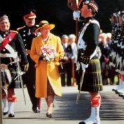 Queen Elizabeth II in 1992