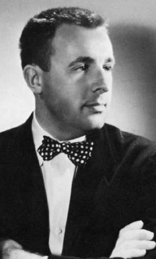 Handsome Ray Bradbury