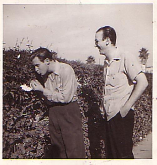 Young Ray Bradbury