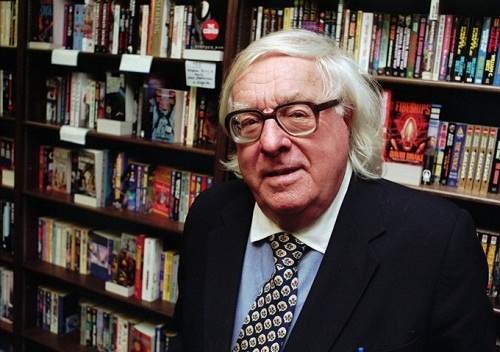 """Stuff your eyes with wonder, live as if you'd drop dead in ten seconds. See the world. It's more fantastic than any dream made or paid for in factories."" Ray Bradbury"
