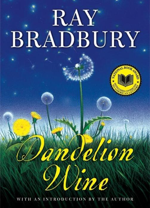 Dandelion Wine, poster