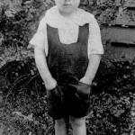 Little boy Ray Bradbury