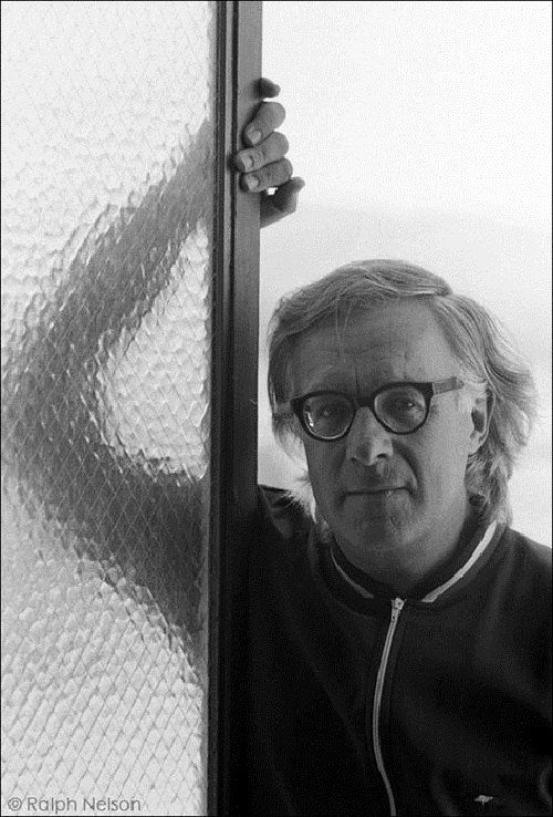 Portrait photo Ray Bradbury