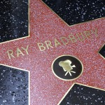 Walk of fame Ray Bradbury's star