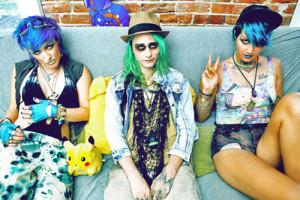 Sea Punks