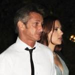 Sean Penn and Scarlett Johansson. He was born in 1960, She was born in 1984