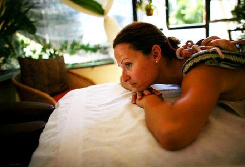 This exotic and adrenaline massage is popular with tourists