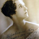 Tamara Karsavina (signed photo)