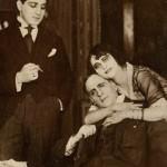 Ossip Runitsch, Ivan Khudoleev and Vera Kholodnaya