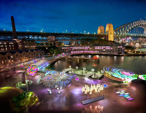 Festival of Light 'Vivid Sydney'