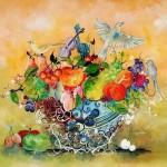 French surrealist artist Francois Boucheix