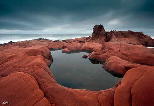 landscape by Russian photographer Dmitri Fomin