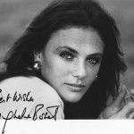 Best wishes. Jacqueline Bisset