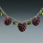 Incredibly realistic glass jewelry by British artist Elizabeth Johnson
